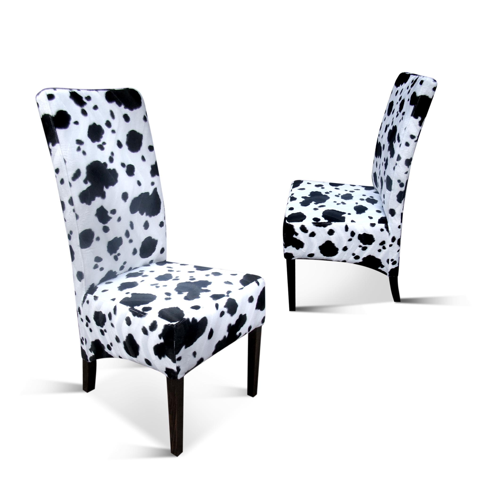Krzesło animals krowa