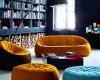 sofa pumpkin ligne roset