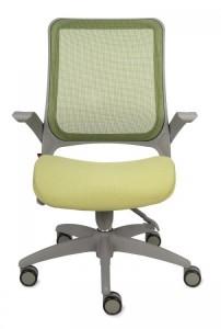 Zielony fotel biurowy Free TM 05