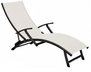 Leżak aluminiowy Relax