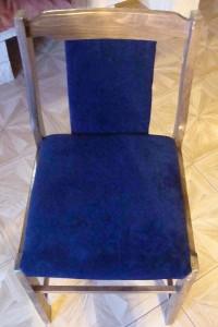 Gotowe krzesło