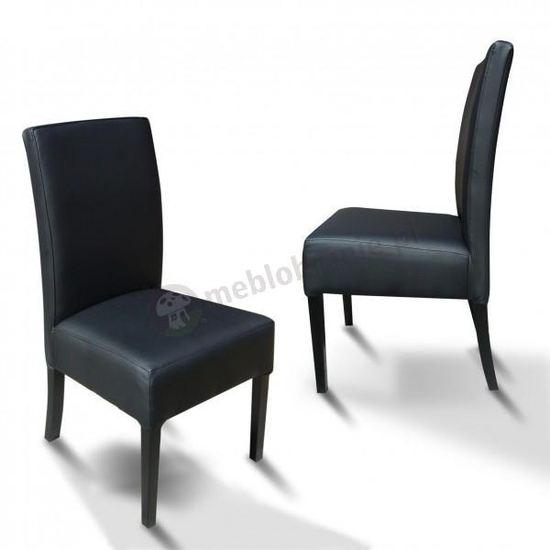 Krzesła z obiciem
