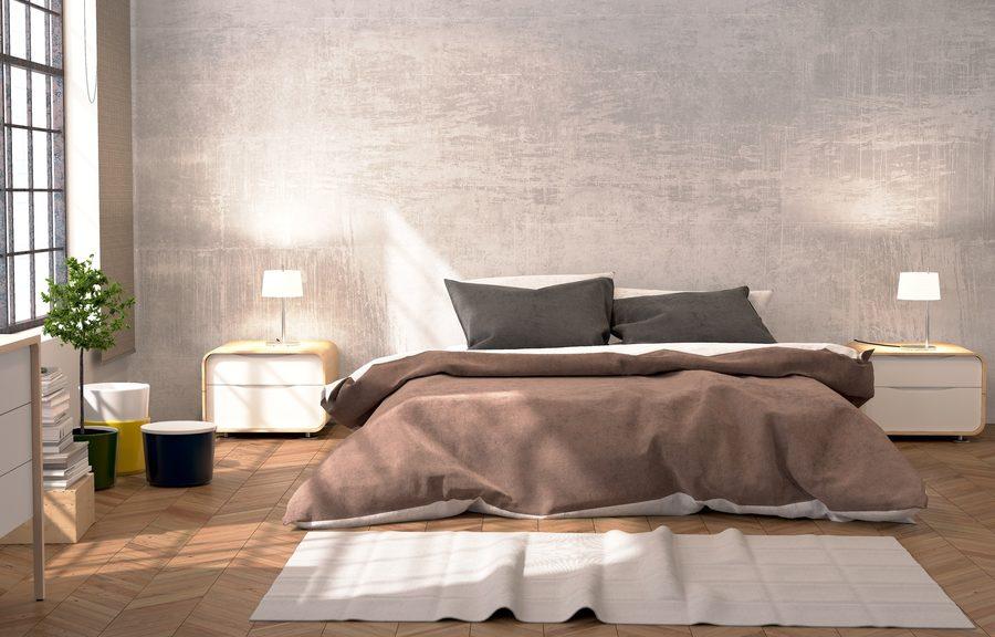 Jak ustawić łóżko w sypialni?