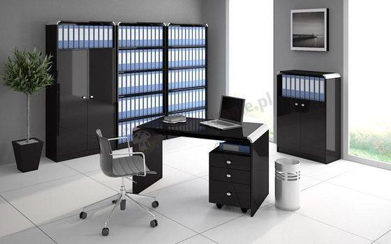 Ergonomiczne biurko do pracy