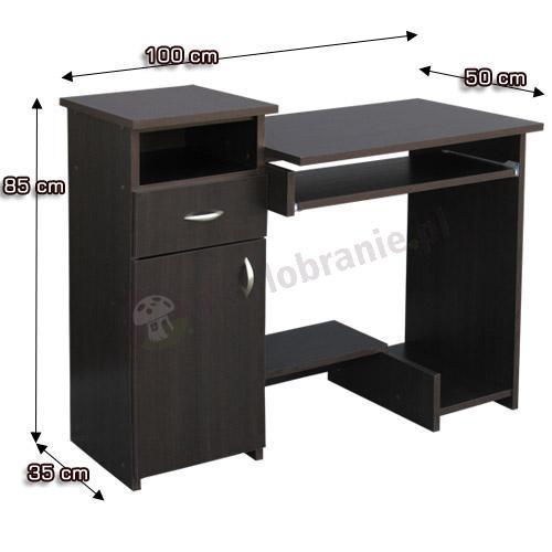 gameingowe biurko mlodziezowe