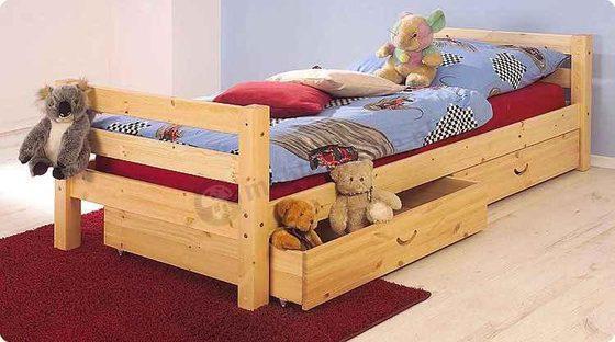 Kiedy zmienić łóżeczko na łóżko?