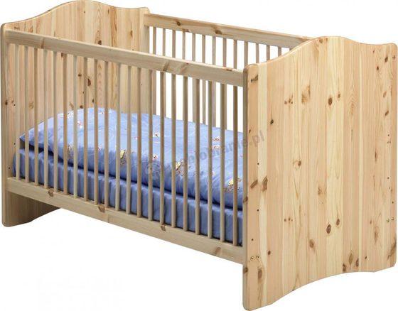 Łóżko dla dwulatka