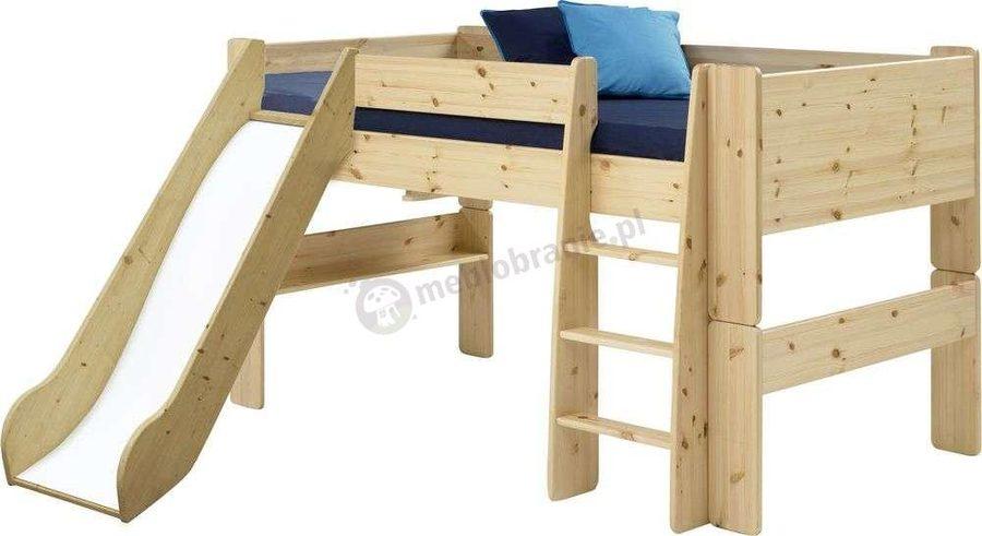 Łóżko zjeżdzalnia