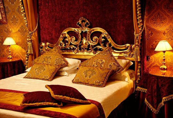 Najdroższe łóżko świata