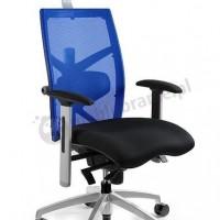 Nowoczesny fotel biurowy Exact