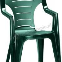 Krzesło ogrodowe zielone Bonaire