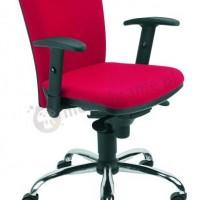 Krzesło obrotowe Extreme II R1B steel02 chrome