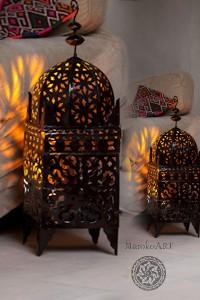 Lampion marokański