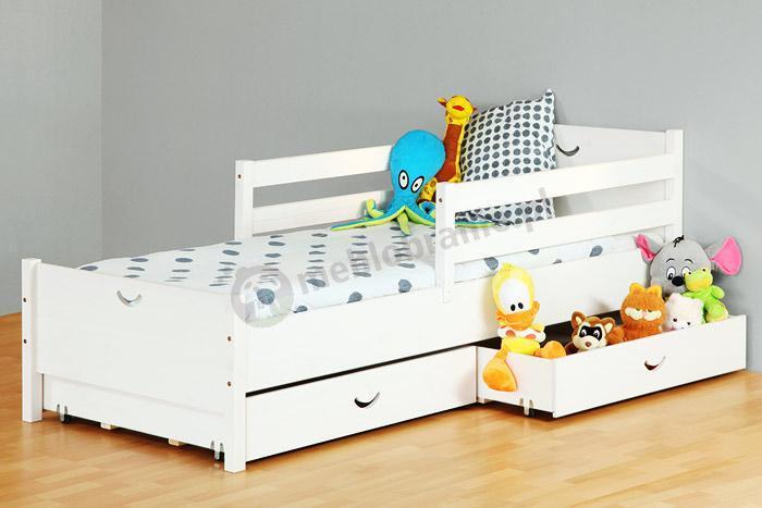 Łóżko Cross z szufladami