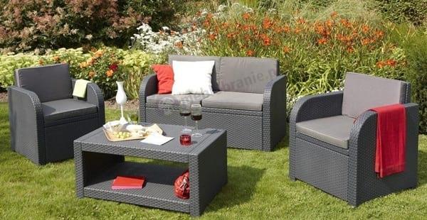 Zestaw ogrodowy Modena Lounge Set meblobranie