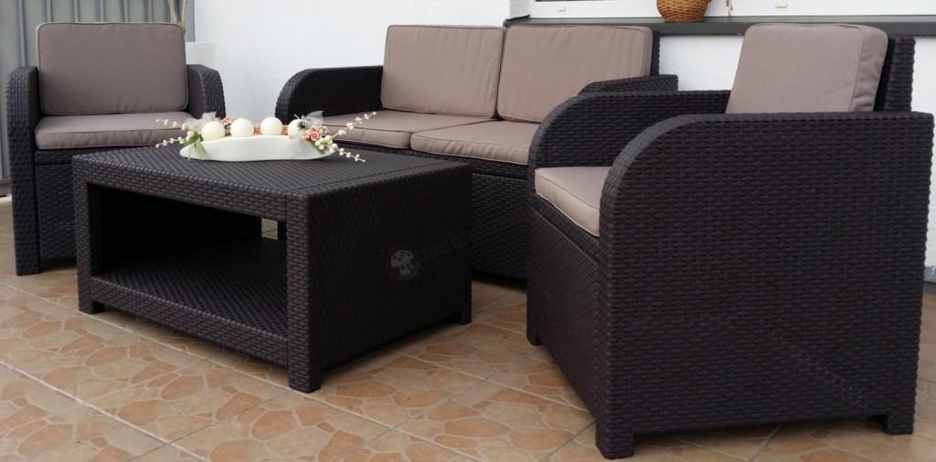 Zestaw ogrodowy Modena Lounge Set