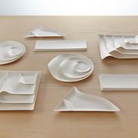 Papierowe talerze wasara źródło: wasara.jp