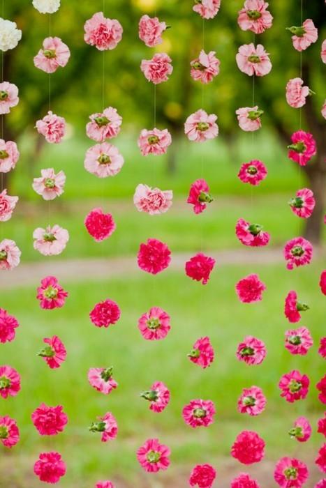 kwiatowa zasłona ze strony splenderosa.blogspot.se