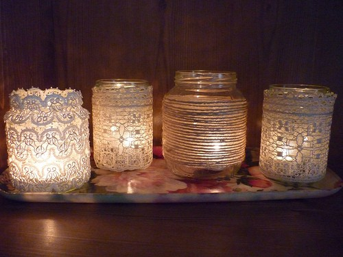 DIY - jak zrobić efektowny świecznik?