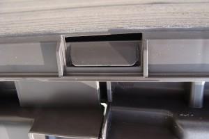 Skrzynia ogrodowa Keter Brushwood Storage Box 455L zatrzask