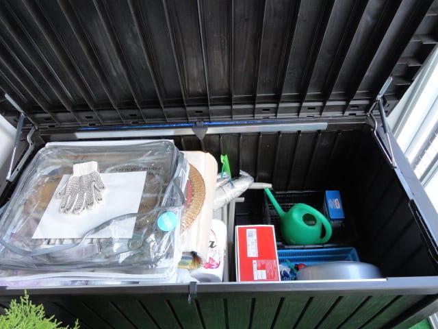 Skrzynia na taras Rockwood Box 570L