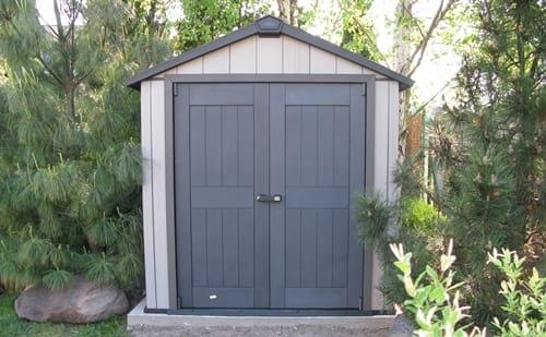 Keter Oakland 759 - Domek narzędziowy z tworzywa