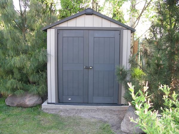 Gotowy domek Keter Oakland