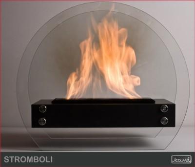 Biokominek Stromboli marki Kami
