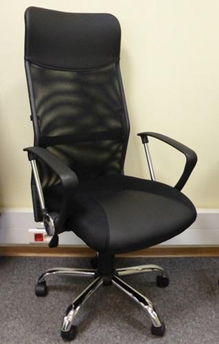 Gotowe krzesło obrotowe Hit.