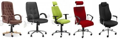 Fotele biurowe Nowy Styl