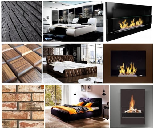 Nowoczesna sypialnia - aranżacje opisane i widoczne na zdjęciach poniżej.