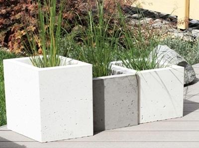 Donica betonowa Diamante - SLABB