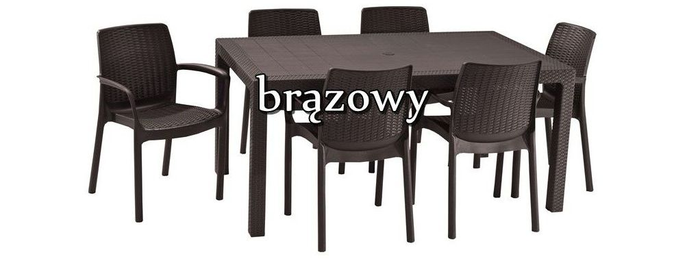 Stół i krzesła Melody 6B