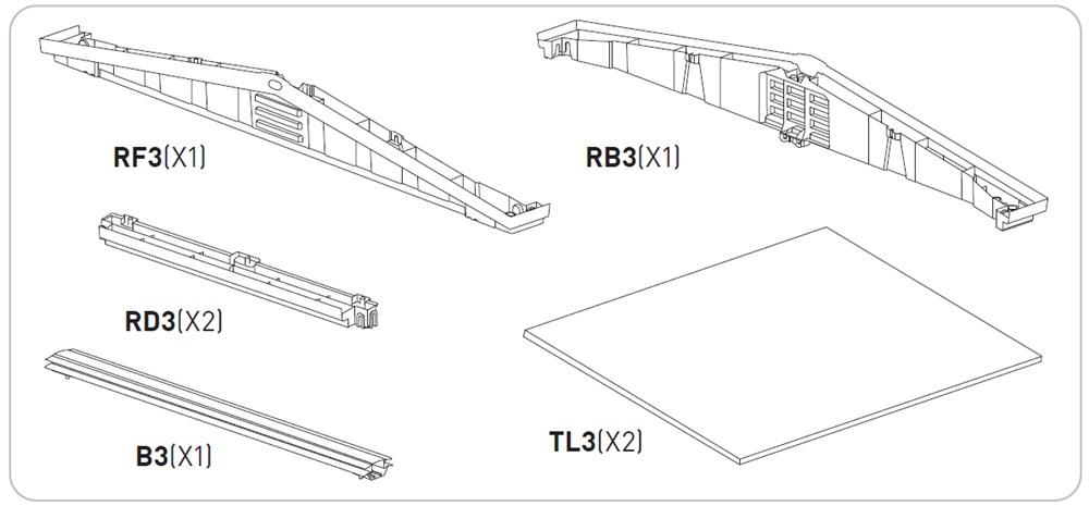 Instrukcja Factor 6x3 Keter