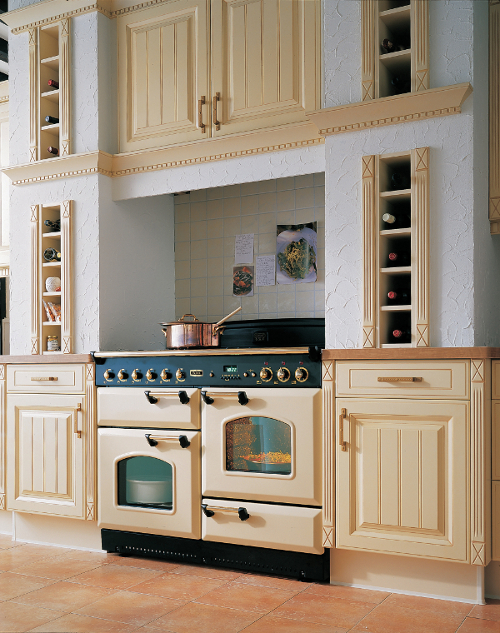Wehikuł czasu  kuchnia w stylu retro  Porady Meblobranie pl -> Kuchnia Retro Agd