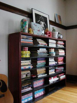 biblioteczki aranżacje