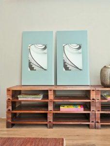 Inspiracje meble z palet galeria