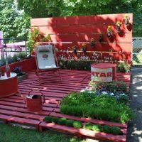 Pomysły na meble ogrodowe europalety