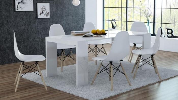 stol do waskiej kuchni lille