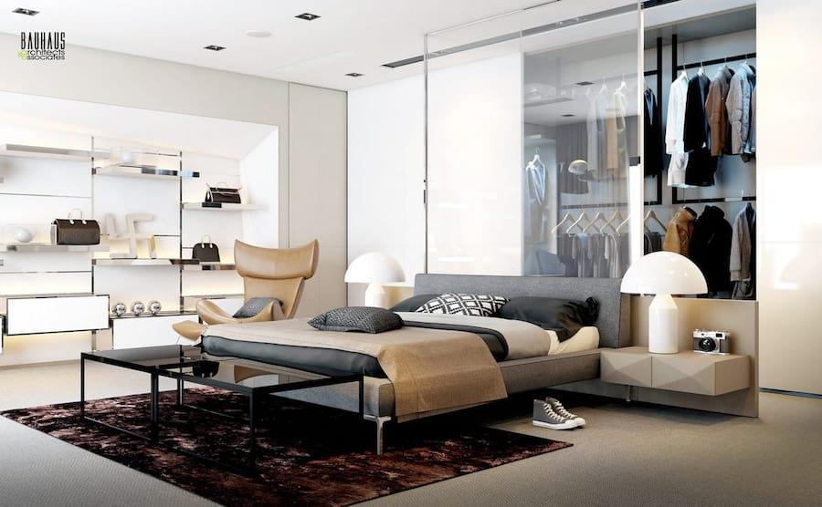 bauhaus prosto przestronnie i funkcjonalnie porady. Black Bedroom Furniture Sets. Home Design Ideas