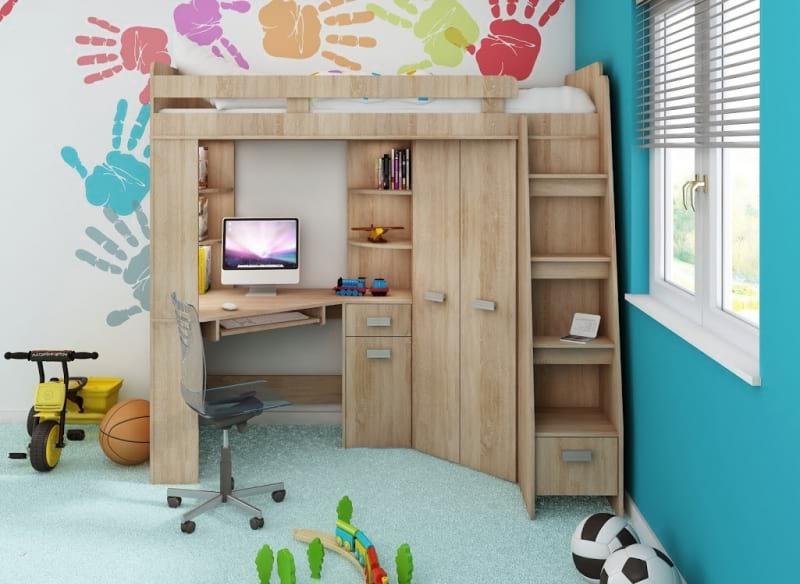 łóżka Piętrowe Dla Dorosłych I Dla Dzieci Oszczędzacze