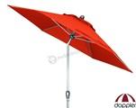 parasol na balkon w bloku