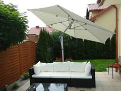 parasol ogrodowy jaki wybrać
