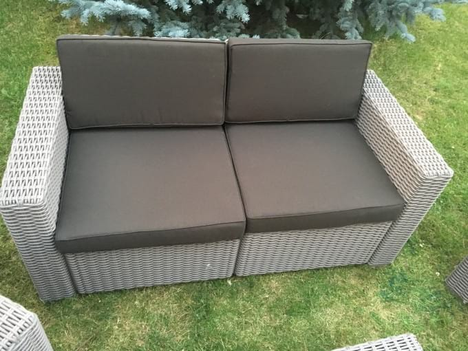 Gotowa sofa Allibert California 2