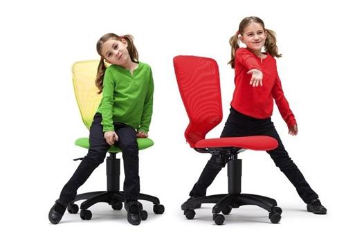 Krzesło biurowe dla dzieci Bobi