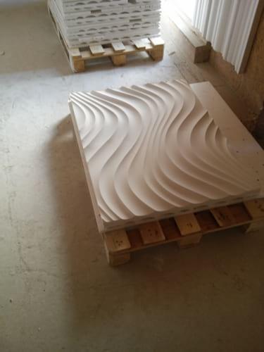 Pakowanie paneli Dunes