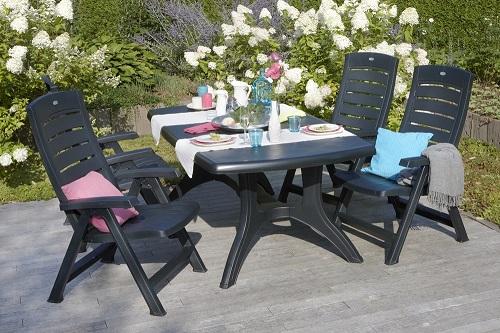 Stół I Krzesła Plastikowe Do Ogrodu Przegląd Modeli