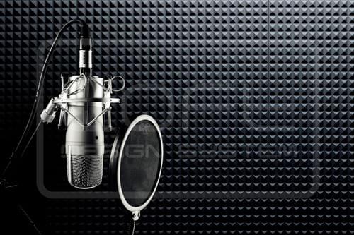 Panel Chaos marki Loft Design z sytemem Soundwave