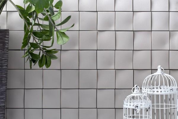 Kamień dekoracyjny jako płytki - łazienka wykończona modelem Nexus Industrial Incana Decor
