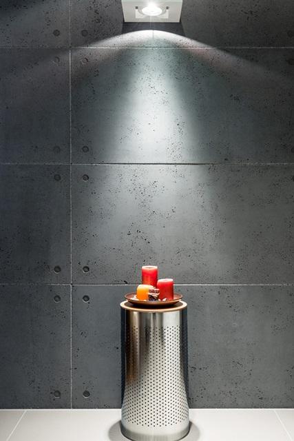 Beton architektoniczny łazienka
